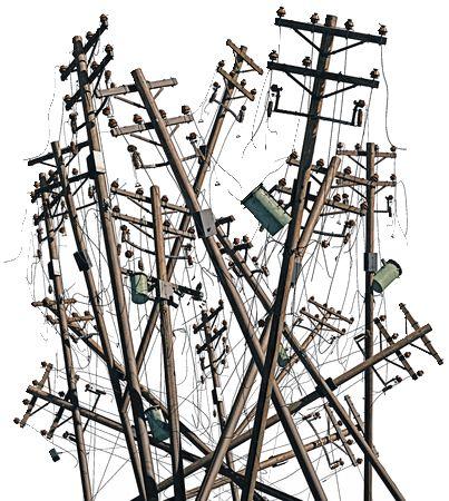 Signalisation défaut câble téléphonique