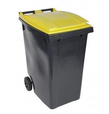 Calendrier de collecte des bacs jaunes