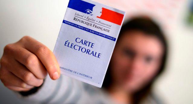 Permanence carte électorale